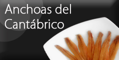 Anchoas del Cantábrico
